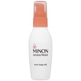 Увлажняющая эмульсия для сухой и чувствительной кожи Daiichi Sankyo  Healthcare Minon Amino Moist Charge Milk