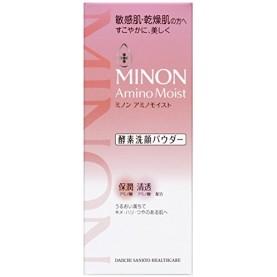 Энзимная пудра для умывания для чувствительной кожи Minon Amino Moist Clear Wash Powder