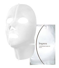 Увлажняющая 3D маска с лифтинг эффектом для лица Impress concentrate mask 3D