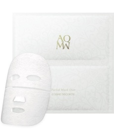 Маска для лица линия aq mw facial mask duo