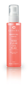 Гель-пилинг Beauty Pro Herb Clear Gel Pure Линия BEAUTY PRO SERIES