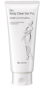 Деликатный скраб-гель с вулканическими минералами для тела PH Body Clear Gel Pro