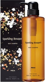 Гель для душа для всех типов кожи Sparkling Bouquet Body Shampoo